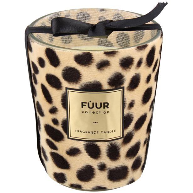 Bougie parfumée avec motif animal offre à 3,99€