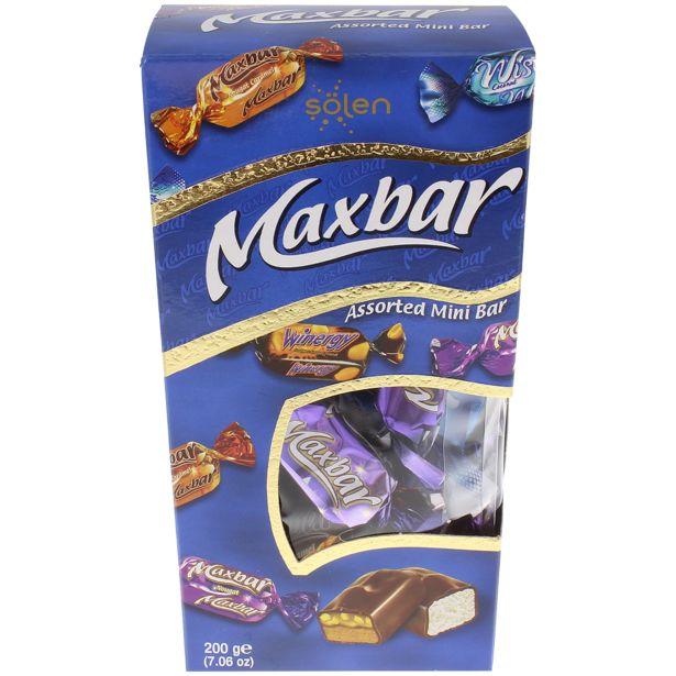 Mix de chocolats Maxbar  offre à 1,49€