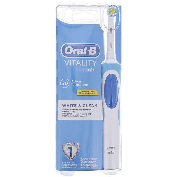 Brosse à dents électrique Vitality Oral-B  offre à 17,95€
