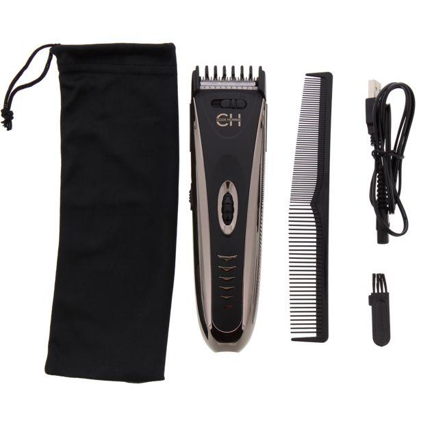 Tondeuse à cheveux sans fil Code Homme offre à 9,95€