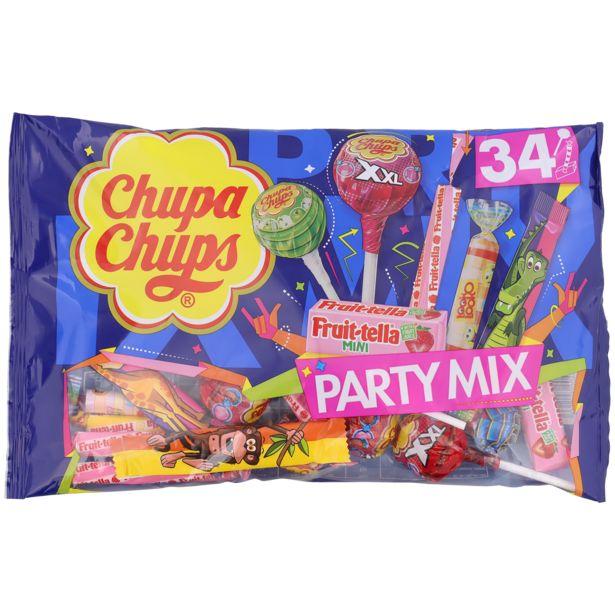 Chupa Chups Party Mix offre à 2,59€