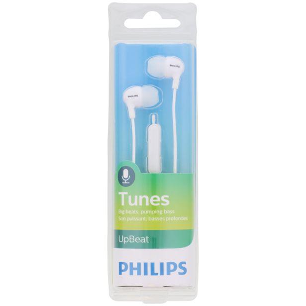 Écouteurs Philips UpBeat offre à 6,95€