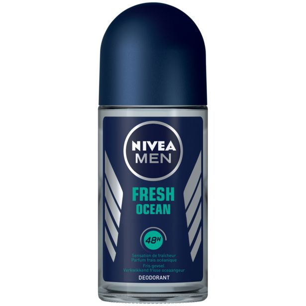 Déodorant bille Nivea Fresh Ocean offre à 1,79€