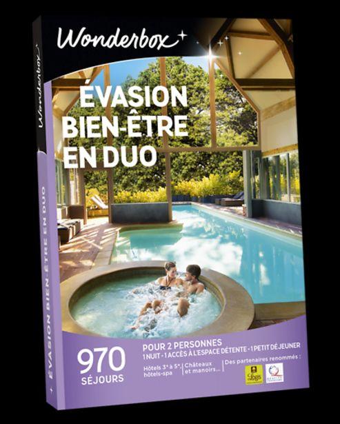 Évasion bien-être en duo offre à 129,9€