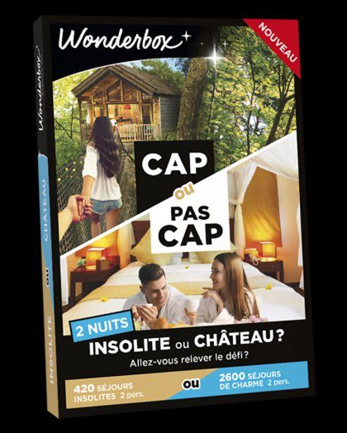 CAP OU PAS CAP - Insolite ou château ? - 2 nuits offre à 139,9€