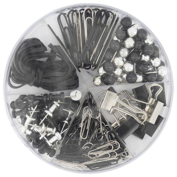 Lot d'accessoires de bureau Ø 14 cm offre à 4€