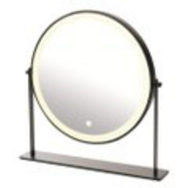 Miroir led à poser offre à 15,99€