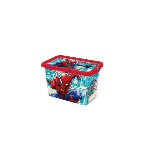 BOÎTE DE RANGEMENT 7L - SPIDERMAN offre à 5,99€