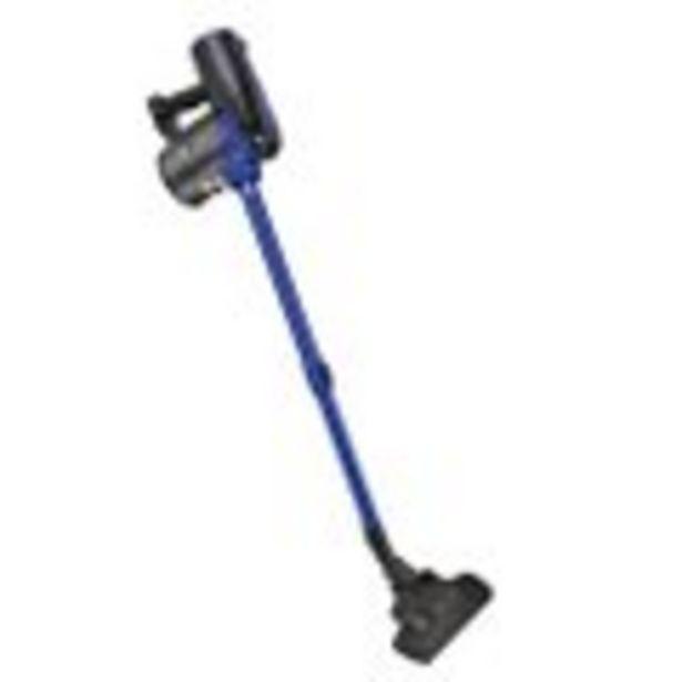 Aspirateur balai cyclonique bleu offre à 39,99€