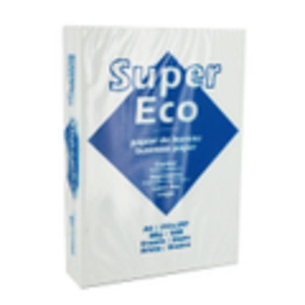 Ramette de papier A4 500 feuilles offre à 5,99€