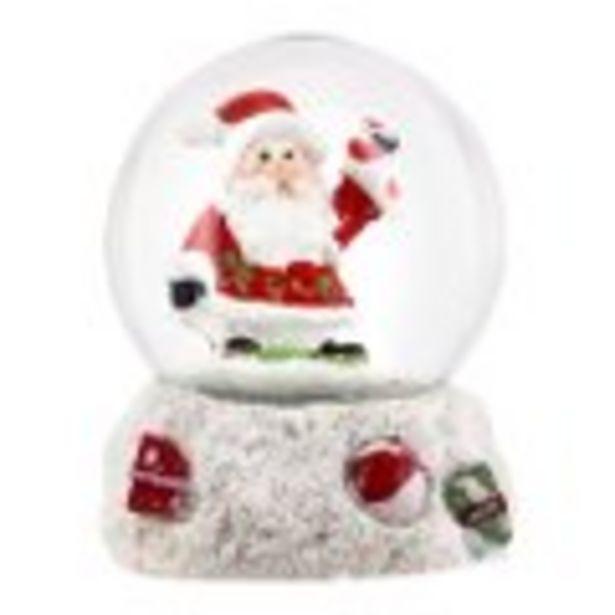 Boule à neige offre à 1,99€