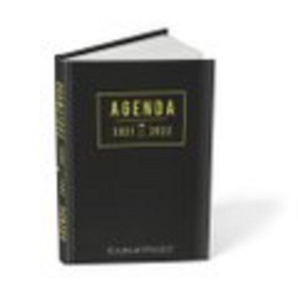 Agenda 2021 - 2022 offre à 1€
