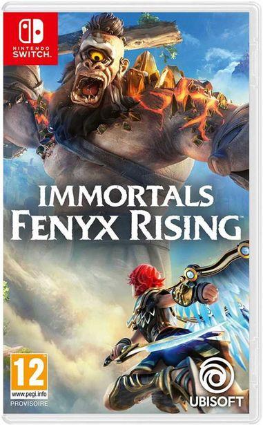 Immortals Fenyx Rising Nintendo Switch offre à 59,99€