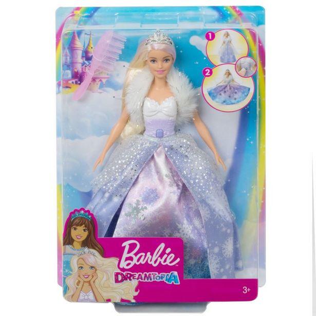 Barbie Dreamtopia Princesse Flocons offre à 24,98€