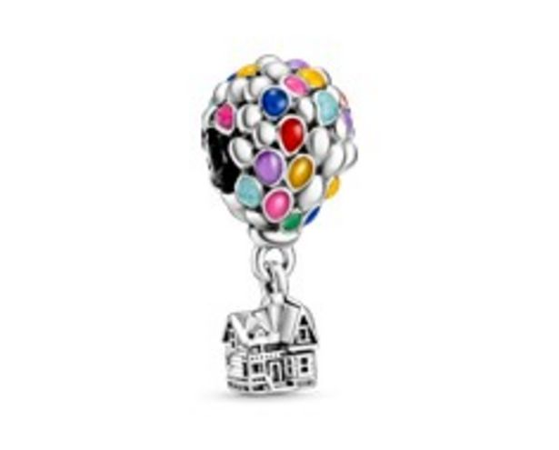 Charm Disney Pixar Là-Haut Maison & Ballons offre à 49€