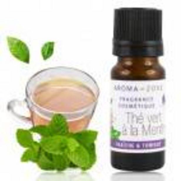 Thé vert à la menthe offre à 4,5€