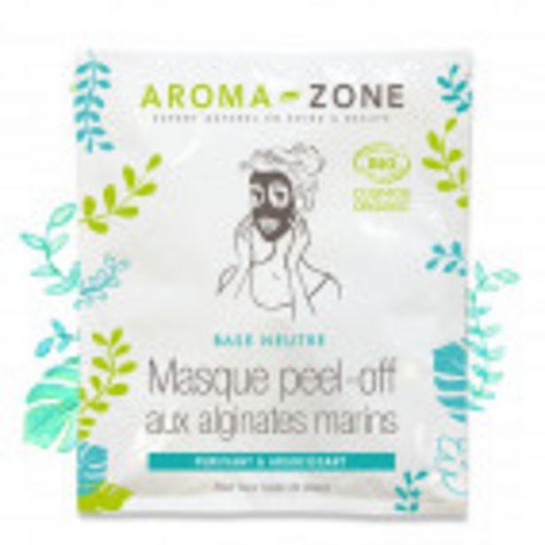 Masque Peel-Off aux alginates marins offre à 1,25€