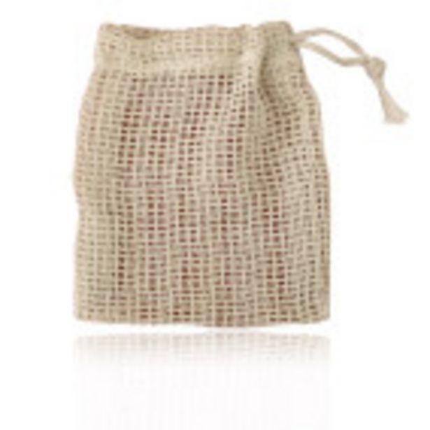 Pochon en coton BIO pour cosmétiques solides offre à 1,2€