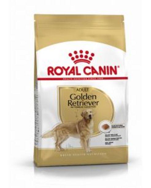 Croquettes Royal Canin Golden Retriever Adult 12 kg offre à 63,95€
