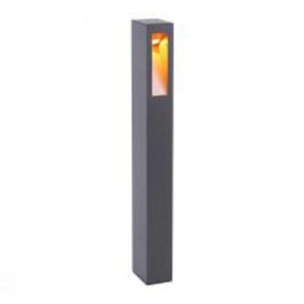 Potelet extérieur JUSTIN gris en métal offre à 140,56€
