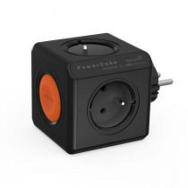 PowerCube Original Remote multiprise noire offre à 27,9€
