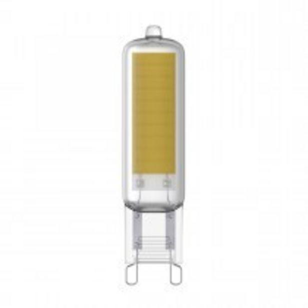 Ampoule LED G9 HALO LOOK en verre transparent offre à 20,35€
