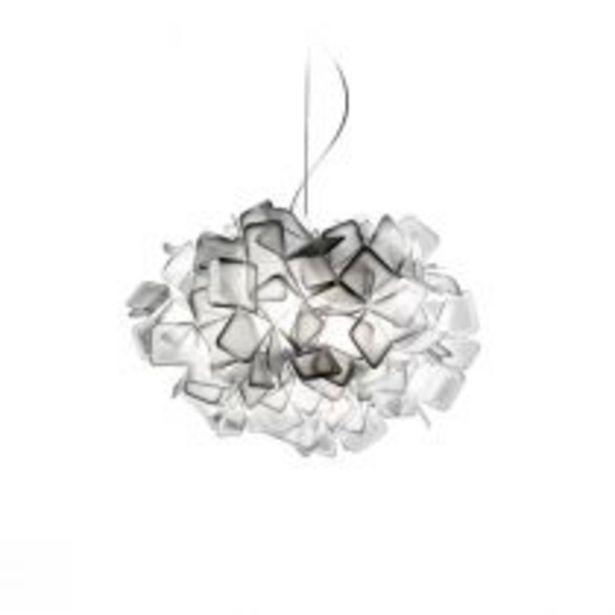 SLAMP - Suspension décorative CLIZIA taille M blanche en Opalflex offre à 289€
