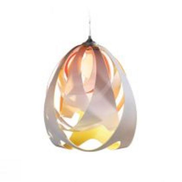 SLAMP - Suspension moderne GOCCIA orange en PVC offre à 195€