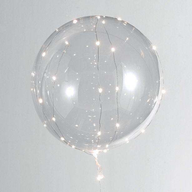 Ballon guirlande 30 LED offre à 3,9€