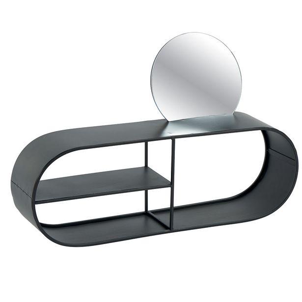 Etagère miroir KIRNEY offre à 28€