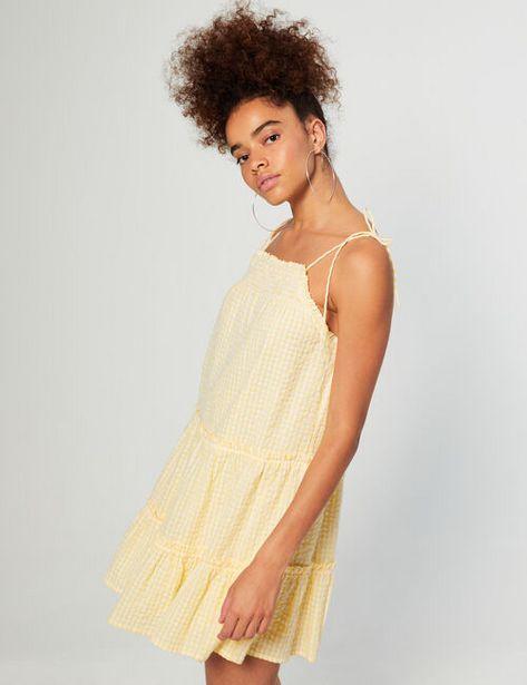 Robe évasée imprimée offre à 25,99€