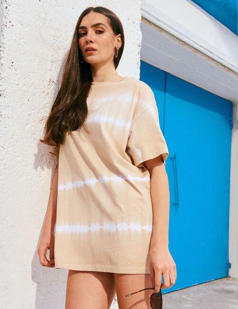 Robe tee-shirt imprimée offre à 12,99€