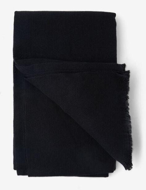 Grande écharpe offre à 12,99€