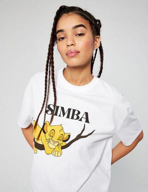Tee-shirt Disney Roi Lion offre à 12,99€