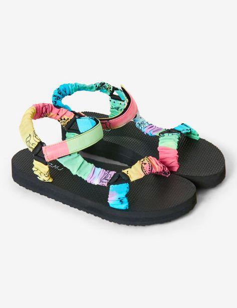 Sandales imprimées offre à 9,99€