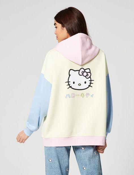 Sweat oversize Hello Kitty offre à 25,99€