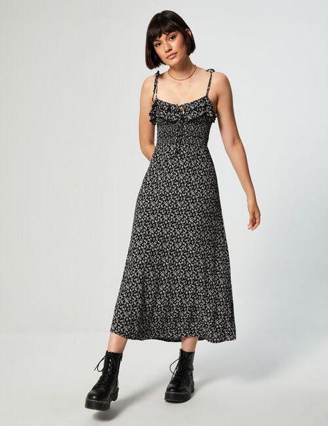 Robe longue fleurie offre à 29,99€