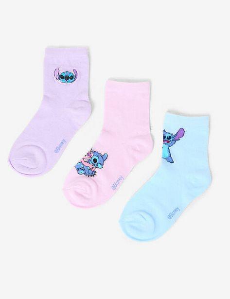 Chaussettes Disney Stitch offre à 7,99€