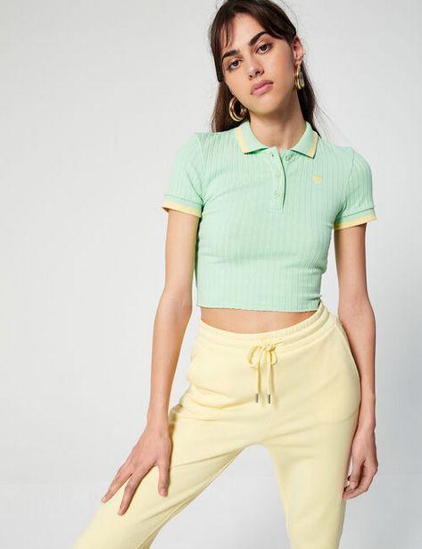 Tee-shirt esprit polo offre à 12,99€