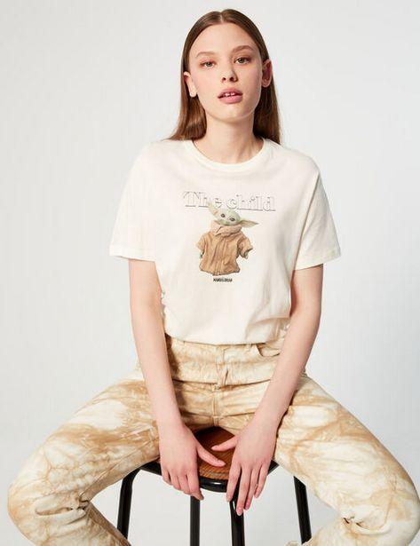 Tee-shirt The Mandalorian offre à 7,99€