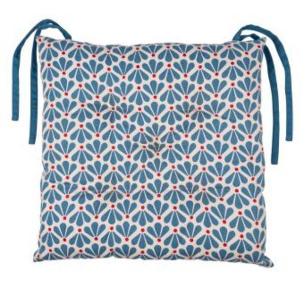 Galette de chaise palmes offre à 8,99€