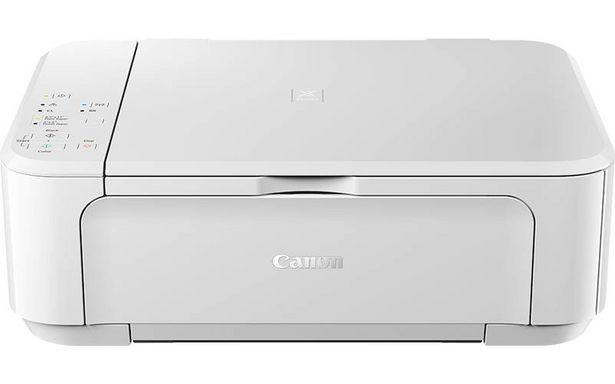 Imprimante multifonctions Canon MG3650SWHEUR offre à 69€