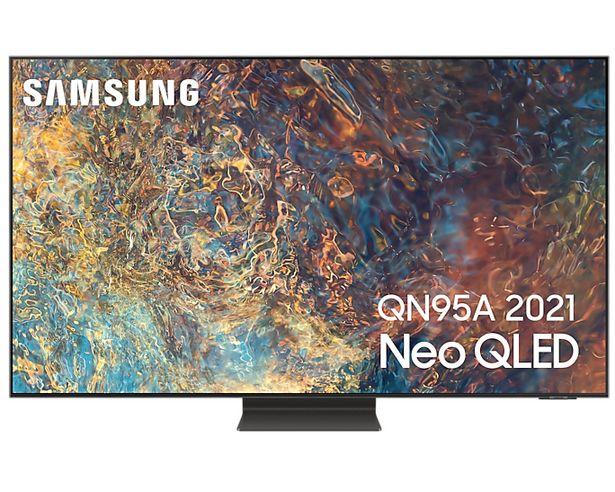 TV LED Samsung QE55QN95AATXXC offre à 1999€