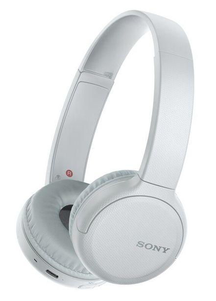 Casque Sony WHCH510W.CE7 offre à 39€