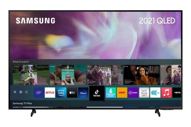 TV LED Samsung QE65Q60AAUXXC offre à 1099€