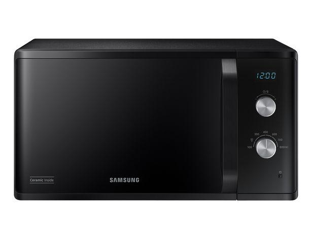Micro-ondes Samsung MS23K3614AK offre à 139€