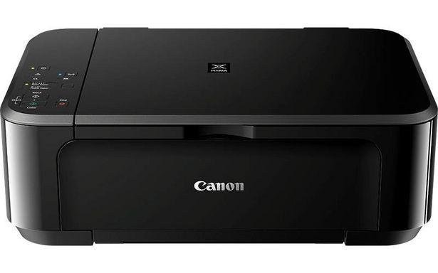 Imprimante multifonctions Canon MG3650SBKEUR offre à 69€