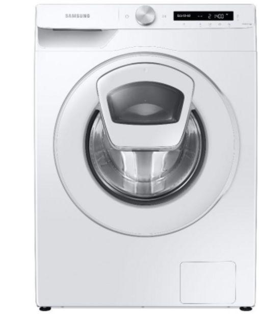 Lave Linge Samsung WW80T554DTW/S3 offre à 549,99€