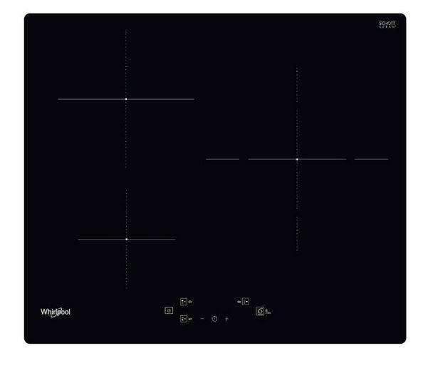 Plaque induction Whirlpool WSQ1160NE offre à 479€