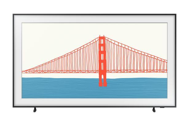 TV LED Samsung QE65LS03AAUXXC offre à 1799€